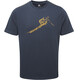 Mountain Equipment Yorik Tee Men Ombre Blue